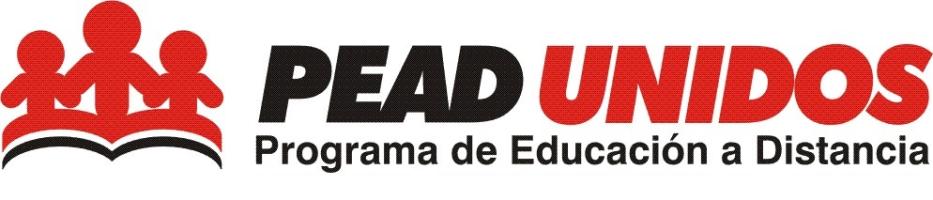 PEAD - Programa de Educación a Distancia